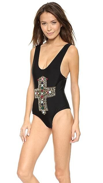 Beach Riot Vogue One Piece Swimsuit