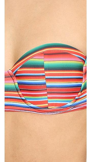 Beach Riot Baja Freemont Bikini Top
