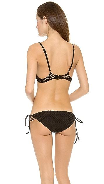 Beach Riot Dynasty Bikini Top