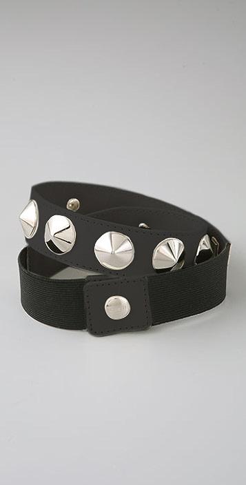 BE & D Woodstock Skinny Waist Belt