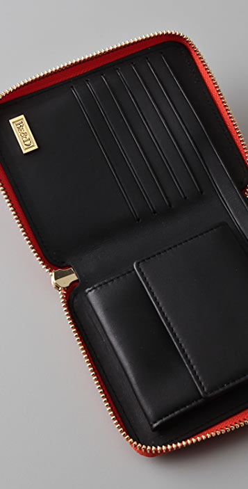 BE & D Poly Wallet