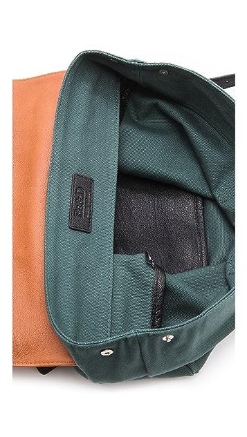 BE & D Maison Dumain Canvas Backpack