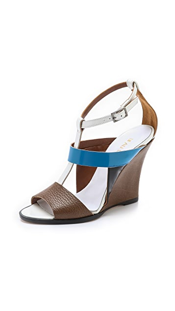 Beau Coops Mailee Wedge Sandals