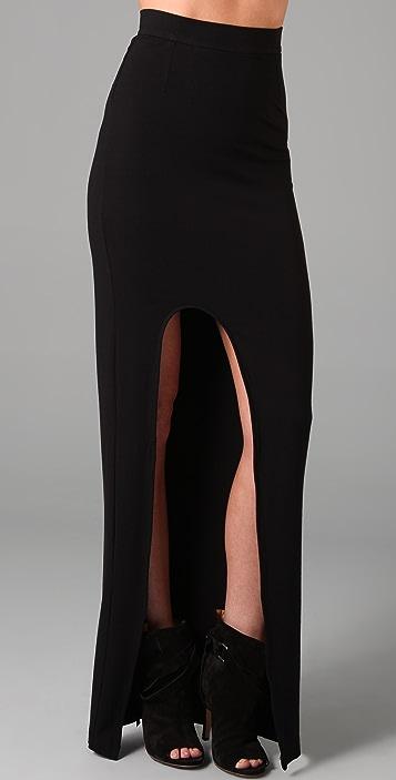Bec & Bridge Cross My Heart Long Skirt
