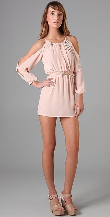 Bec & Bridge La Femme Long Sleeve Dress