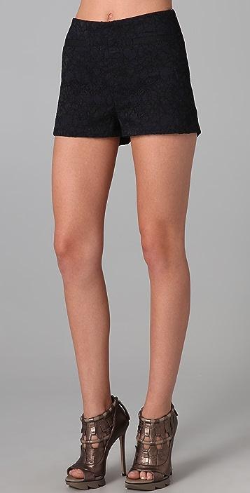 Bec & Bridge Luca Lace Shorts