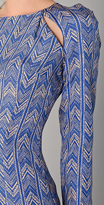 Bec & Bridge Amazonia Long Sleeve Dress