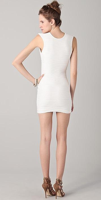 Bec & Bridge Snake Charmer Reversible V Dress
