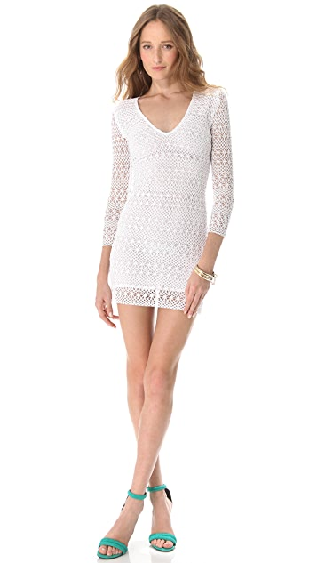 Bec & Bridge Bianco V Dress
