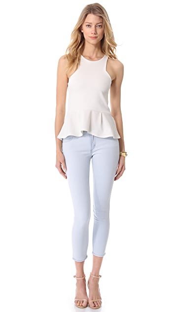 Bec & Bridge Estella Peplum Top
