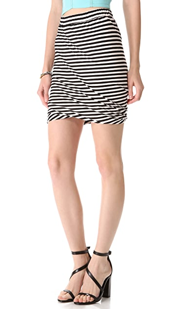 Bec & Bridge Merinero Twist Skirt