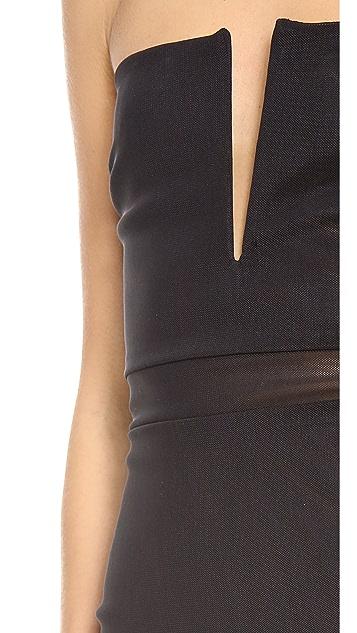 Bec & Bridge Kathy Strapless Dress