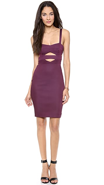 Bec & Bridge Helena Cutout Dress