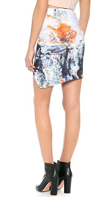 Bec & Bridge Fire and Ice Skirt