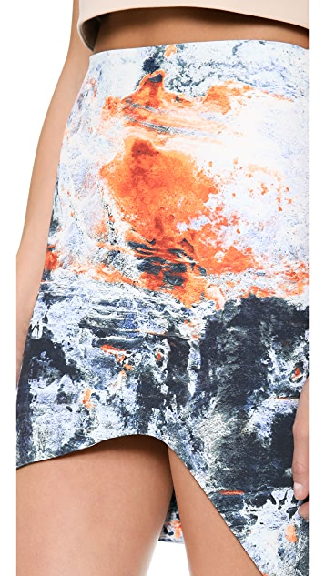Bec & Bridge Fire and Ice Skirt