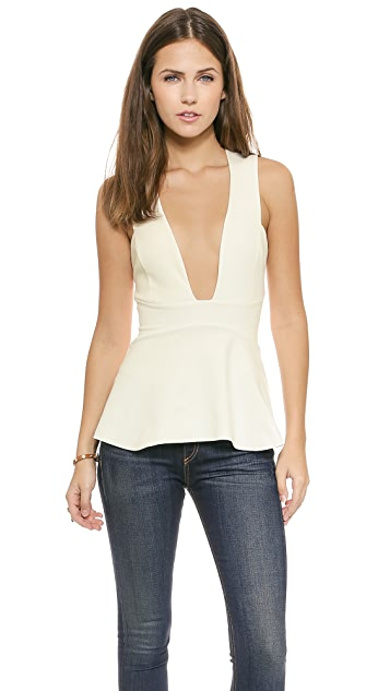 Bec & Bridge Cairo Plunge Top