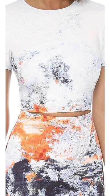 Bec & Bridge Fire & Ice Tee Dress