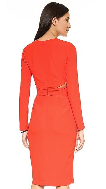 Bec & Bridge Bon Bon Long Sleeve Dress