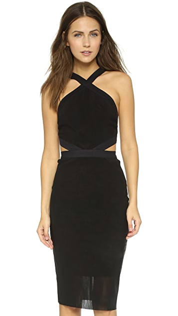Bec & Bridge Parallel Halter Dress
