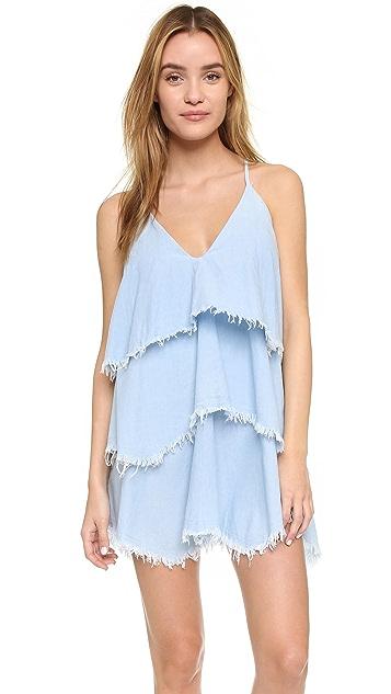 Bec & Bridge Mirage Tiered Dress