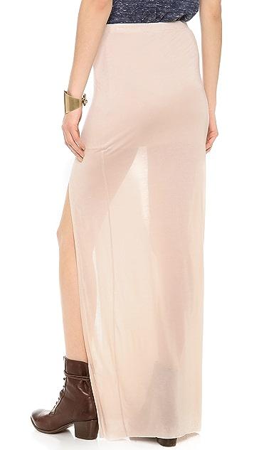 Bella Luxx Column Skirt