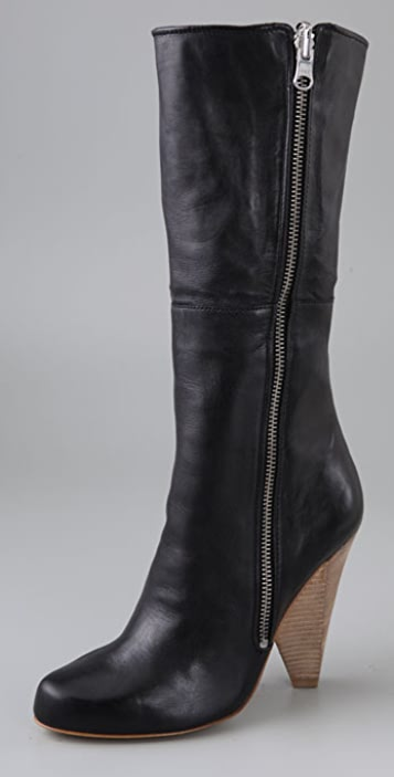 Belle by Sigerson Morrison Cuffed Convertible Boots