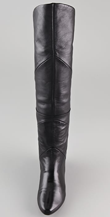 Belle by Sigerson Morrison Flat Pieced Boots