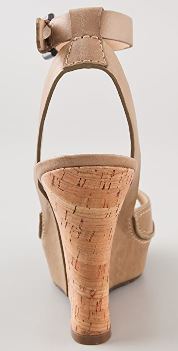 Belle by Sigerson Morrison Balena Wedge Sandals