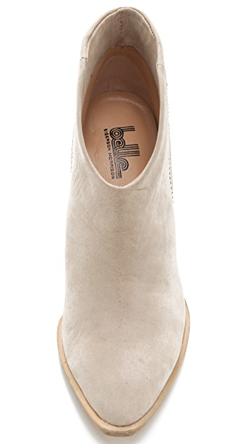 Belle by Sigerson Morrison Lamar Pull On Booties
