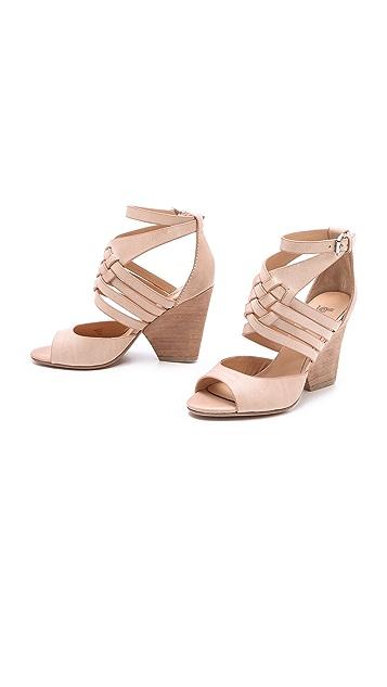 Belle by Sigerson Morrison Daisy Crisscross Sandals