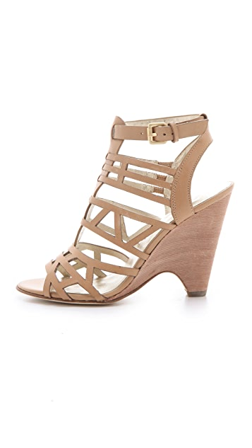 Belle by Sigerson Morrison Augurst Caged Sandals