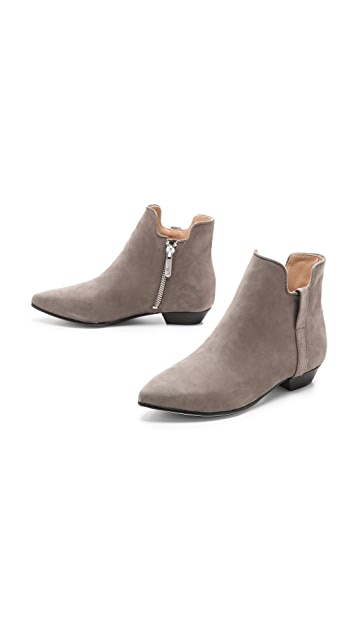 Belle by Sigerson Morrison Campbell Chelsea Booties
