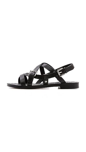 Belle by Sigerson Morrison Arson Flat Sandals