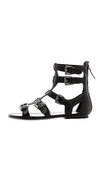 Belle by Sigerson Morrison Bianca Gladiator Sandals