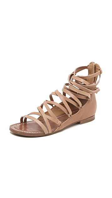 Belle by Sigerson Morrison Appa Gladiator Sandals