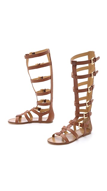 Belle by Sigerson Morrison Bittan Tall Gladiator Sandals