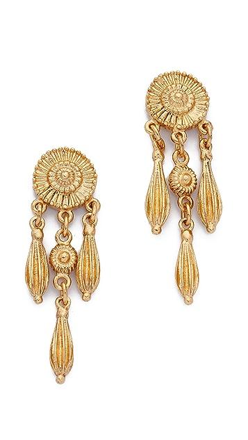 Ben-Amun Dreamcatcher Earrings