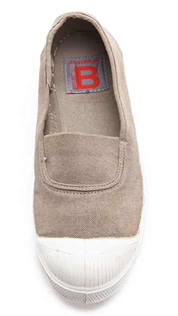 Bensimon Tennis Elastic Sneakers