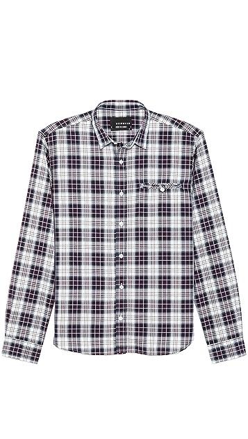 Bespoken Welt Pocket Shirt