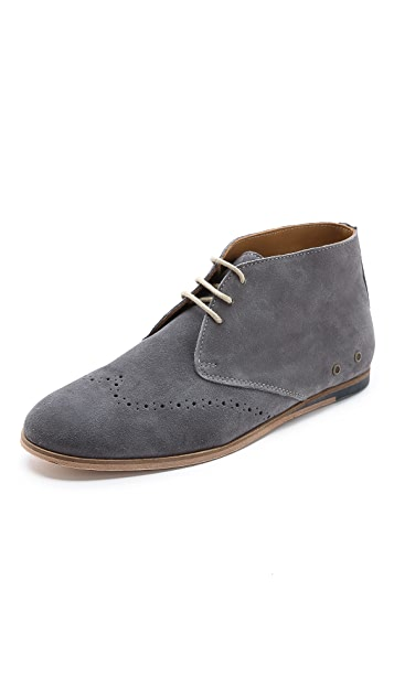 Bespoken Desert Chukka Boots