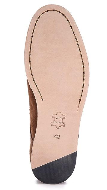 Bespoken Summer Derby Shoes