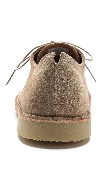 Bespoken Stitchdown Derby Shoes