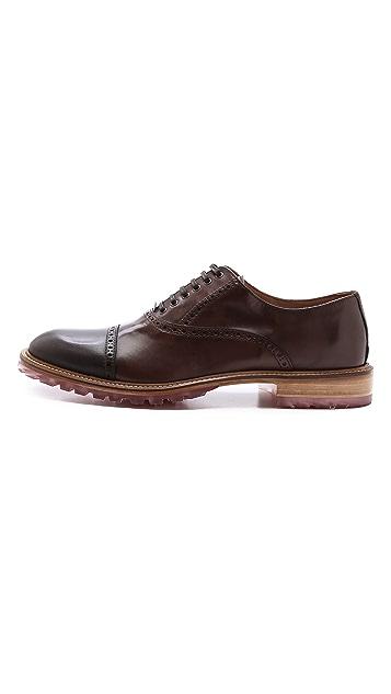 Bespoken Whitworth Cap Toe Shoes