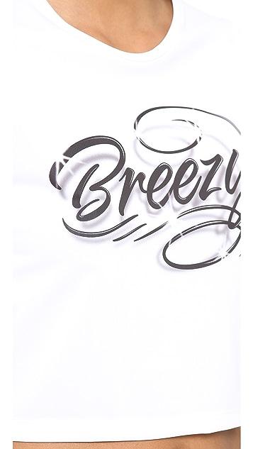 Beth Richards Breezy Rash Guard