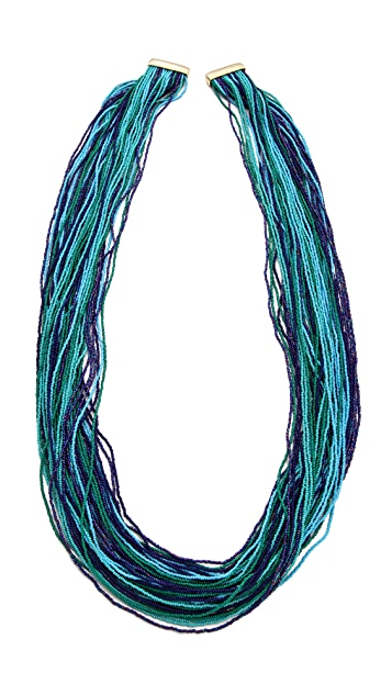 Bex Rox Multi Strand Maasai Necklace