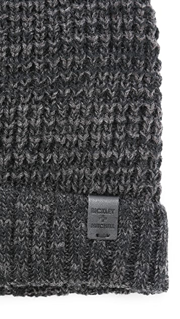 Bickley + Mitchell Lined Beanie