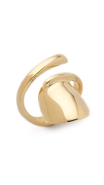 Bijules Short Nail Ring
