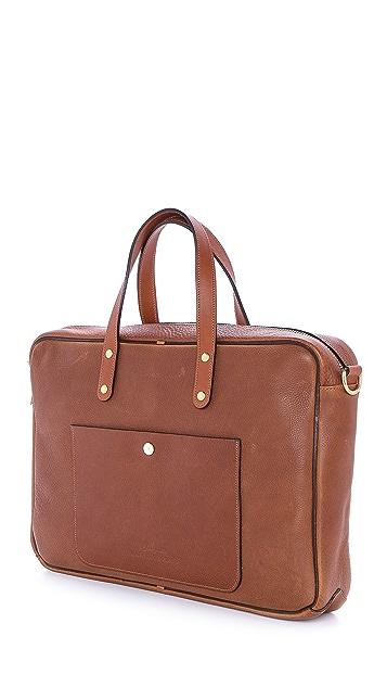 Bill Amberg Hunter Briefcase