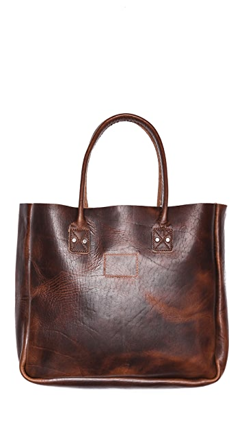 Billykirk Leather Tote