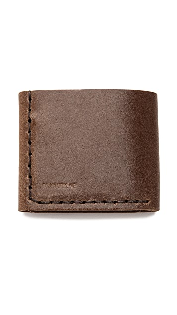 Billykirk Wallet with Snap